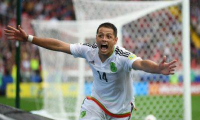 """""""Chicharito"""" Hernández gana el Premio Nacional del Deporte, Premio Nacional del Deporte 2017, Chicharito, Chicha, Chicharito West Ham, West Ham, Selección Mexicana de Futbol"""