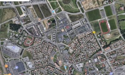 Conductor atropella a peatones cerca de Toulouse