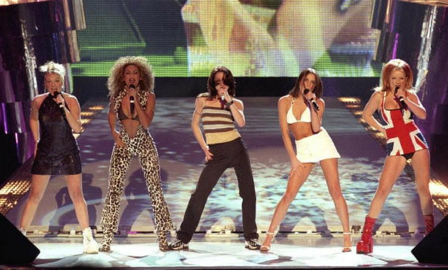 Spice Girls reencuentro en 2018, Spice Girls, Spice Girls reencuentro, The Sun, Victoria Beckham