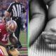 festejo de Marquise Goodwin de los 49ers, Primera victoria de los 49ers, San Francisco 49ers, 49ers, Marquise Goodwin, New York Giants, Instagram Marquise Goodwin, Esposa Marquise Goodwin, NFL,