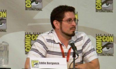 Definitivamente es el momento auge sobre la violencia sexual, ahra Warner Bross y DC Comics despidieron a Eddie Berganza por las acusaciones de acoso sexual en su contra.