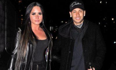 En últimas horas a circulado una foto de Demi Lovato y Neymar juntos, y los rumores que se han desatado es que se trato de la primera cita.