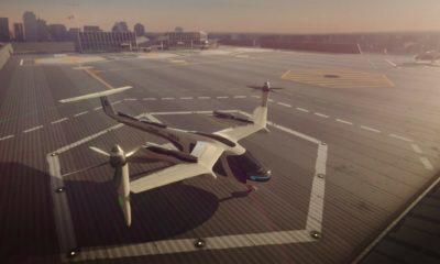 Uber, Nasa, NASA y Uber se unen para ofrecer taxis voladores, coches voladores, servicio de taxi aéreo