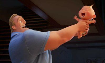 """Pixar lanza primer tráiler de """"Los Increibles 2"""" / Fuente: @DisneyPixar"""