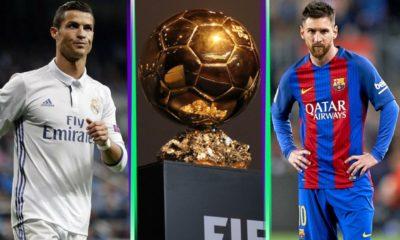 Se filtra ganador del Balón de Oro, Messi posible Balón de Oro, Balón de Oro 2017