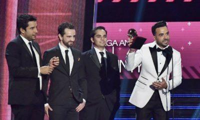 """""""Despacito"""" ganó el Grammy Latino, Despacito, Luis Fonsi"""