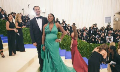 Boda de Serena Williams con Alexis Ohanian, boda de La Bella y la Bestia de Serena Williams, Serena Williams y Alexis Ohanian, boda de Serena Williams en Nueva Orleans