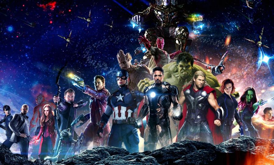 Resultado de imagen para avengers infinity war who are you
