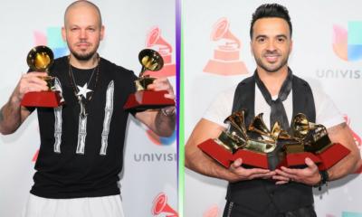 ganadores de los Latin Grammys 2017, destacado, ganadores de los Latin Grammys, Latin Grammys, Grammy Latino, Shakira, Residente, Luis Fonsi, Despacito