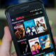 Netflix, lista de mayor consumo de Netflix, mexicanos consumen más Netflix, Netflix fuera de casa