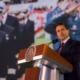 Proteger a las instituciones fortalece a México, Enrique Peña Nieto, Ejército Mexicano, Enrique Peña Nieto aseguró que proteger a las instituciones fortalece a México, 20 de noviembre, campo marte