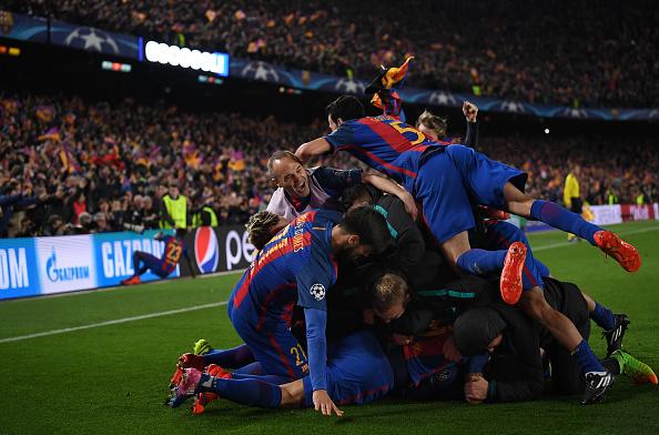 Barcelona golea a Deportivo