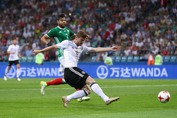 Alemania némesis de México