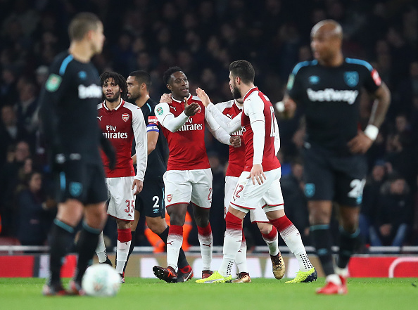 West Ham fue eliminado