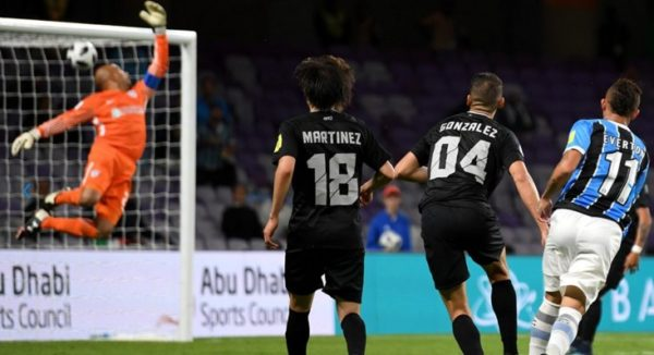 Everton Sousa da el triunfo