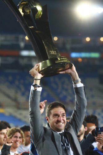 Diego Alonso entrenador argentino