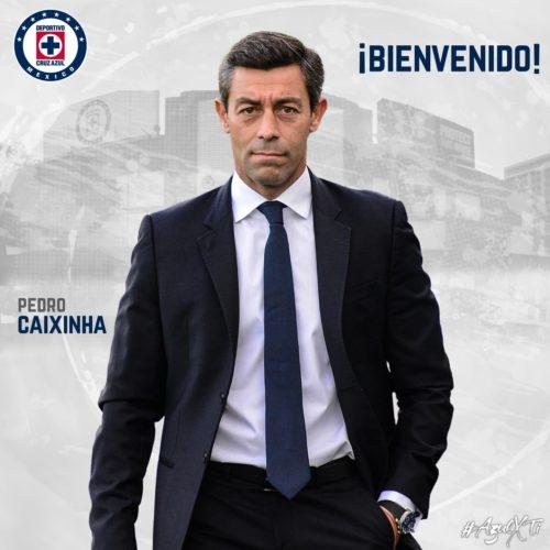Pedro Caixinha Nuevo Director Técnico