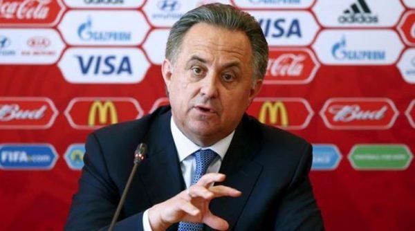 Vitali Mutk viceprimer ministro ruso suspendió