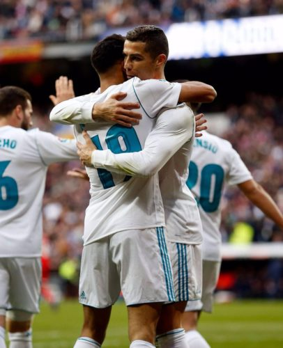 Real Madrid a cinco puntos del líder