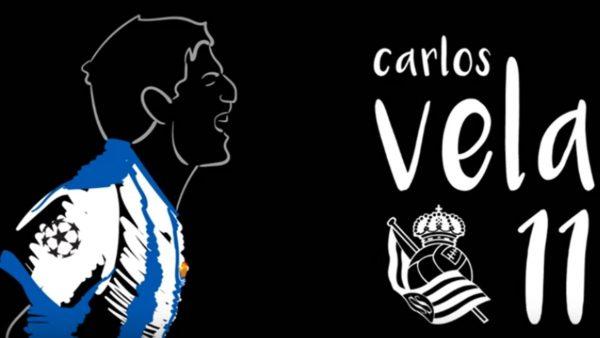 Carlos Vela recibirá homenaje