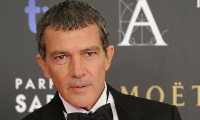 Antonio Banderas apoya a Salma Hayek, caso Weinstein, Salma Hayek, Antonio Banderas, acoso sexual en Hollywood, ola Weinstein, productor acosador de Hollywood, Weinstein acosador sexual