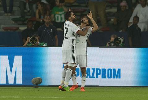 Al Jazira empató con gol