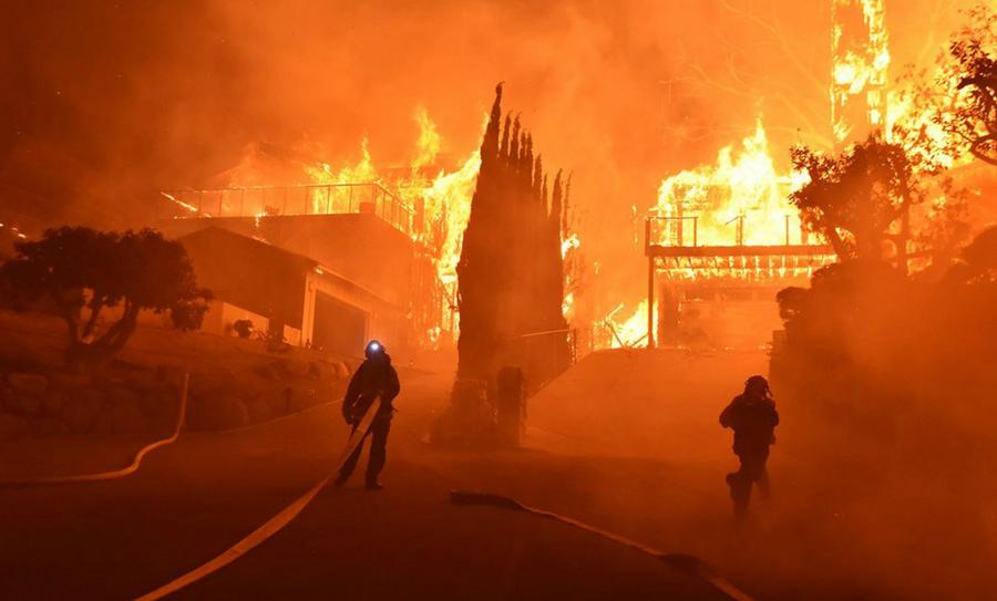 incendio forestal, incendios en California, California, incendios