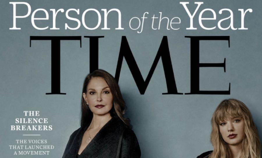 """Time nombra """"Persona del año 2017"""" a mujeres denunciaron acoso sexual"""