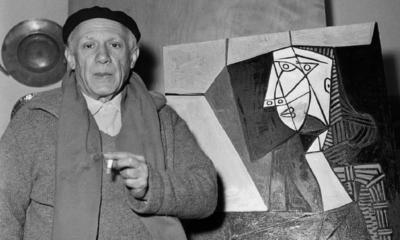 10 obras de Picasso robadas, Pablo Picasso, obras de Pablo Picasso, roban obras de Picasso