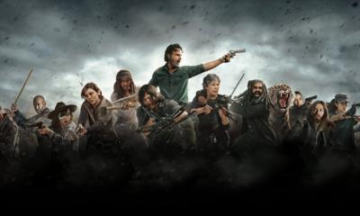 """actor de """"The Walking Dead"""" estrenó su canción, Chandler Riggs, The Walking Dead, nueva canción de Chandler Riggs, """"Carl Grimes"""