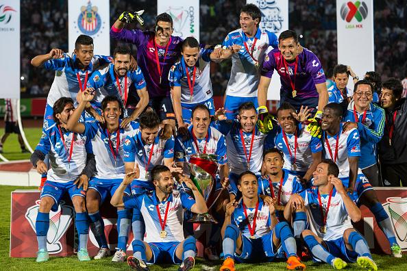 Las playeras de Puebla y Veracruz