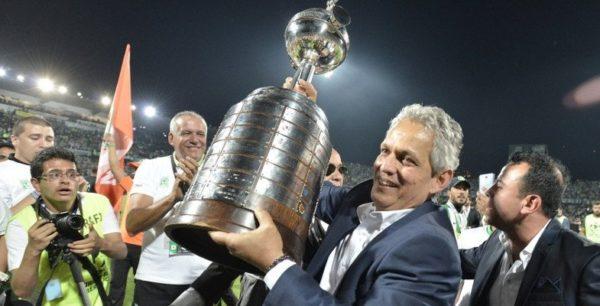 Reinaldo Rueda consiguió la Copa Libertadores