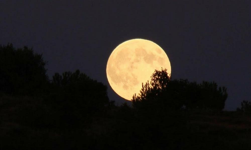 Calendario de Súper Lunas para el 2018, fenómenos astronómicos 2018, eclipses 2018, superlunas 2018