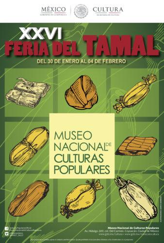 Inauguran XXVI Feria del Tamal en el Museo Nacional de Culturas Populares FERIA-DEL-TAMAL-002-338x500