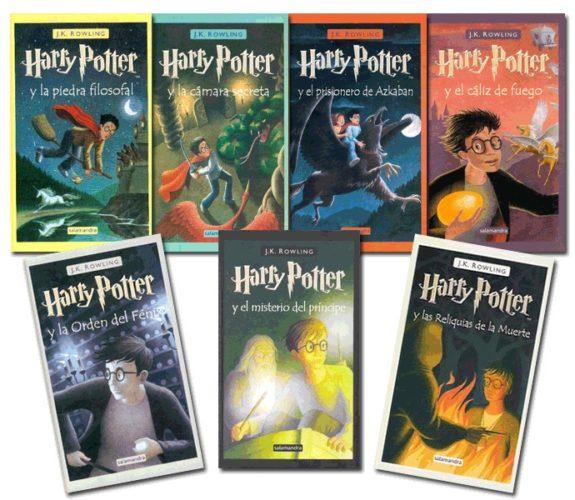 ¡Todos a la plataforma 9 3/4! Conoce el tren de Harry Potter que arranca en marzo coleccion-completa-de-libros-de-harry-potter-rowling-D_NQ_NP_732001-MLM20258356929_032015-F-575x500