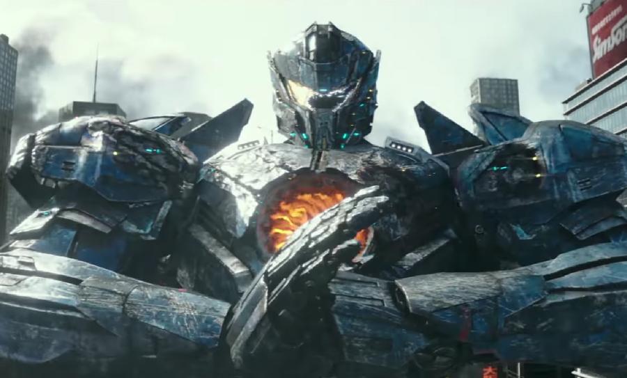 """nuevo trailer de """"Pacific Rim 2"""" , Guillermo del Toro, Pacific Rim 2"""