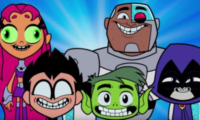 """teaser trailer de """"Teen Titans Go!"""","""