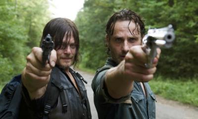 "novena temporada de ""The Walking Dead"", The Walking Dead"