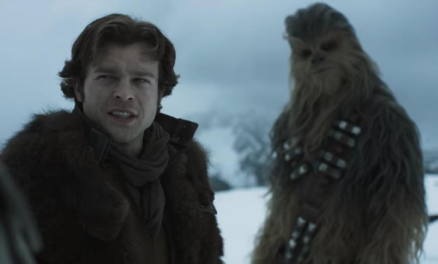 """Trailer de """"Han Solo: A Star Wars Story"""""""