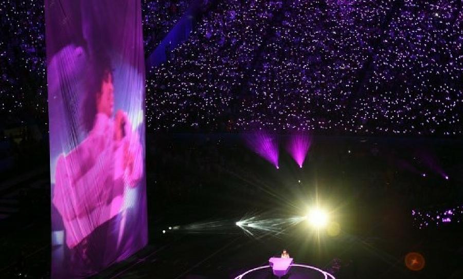 Justin Timberlake homenajeó a Prince