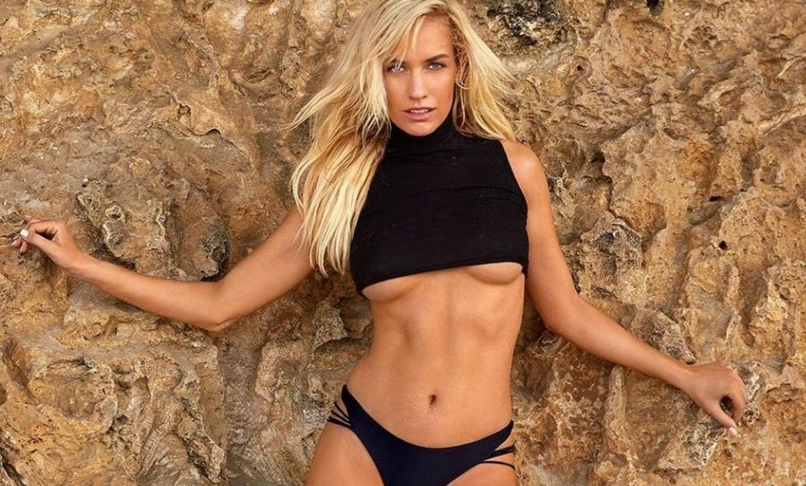 Filtran Fotos íntimas De Paige Spiranac Considerada La Golfista Más