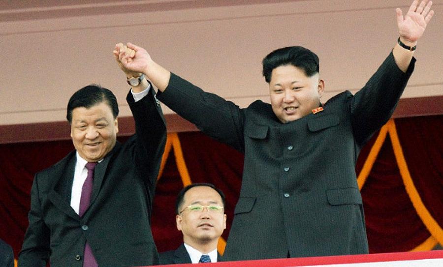 armamento de Kim Jong-un