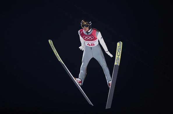 Ella es la primera ganadora de los Juegos Olímpicos de Invierno 2018 916580738