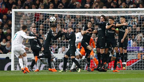 Real Madrid derrotó al PSG en Champions League, tras remontar 3-1 918296458