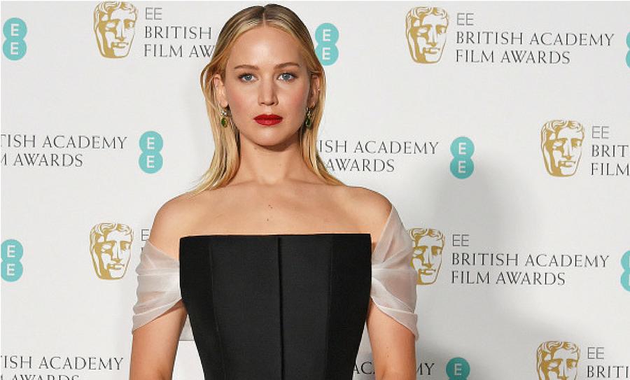 Jennifer Lawrence se retira del cine