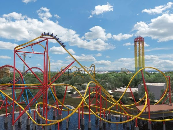 Avanza construcción de la Wonder Woman Coaster en Six Flags México Six-Flags-Fiesta-Texas-Wonder-Woman-roller-coaster_115152-600x450