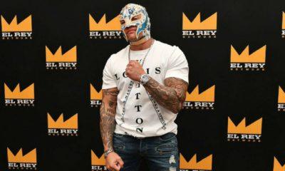 WWE confirma regreso de Rey Mysterio, Rey Mysterio, WWE, AJ Styles