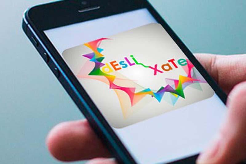 Esta es una app para detectar la dislexia deslixate
