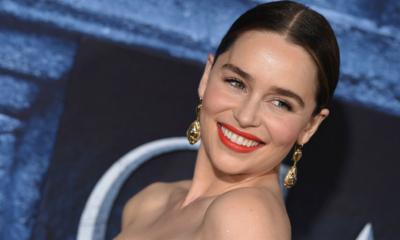 Emilia Clark recordó a Daenerys Targaryen, GOT, Emilia Clark