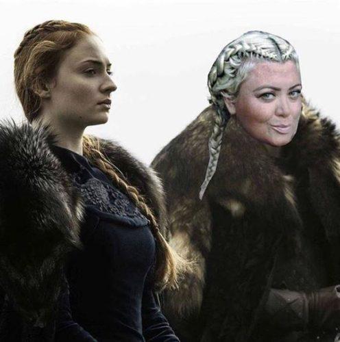 Gemma Collins se burla de los fanáticos de Game Of Thrones nintchdbpict000383876939-496x500